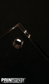 B /& T m/étal verre acrylique PMMA XT Transparent Transparent /Épaisseur 5/mm Rev/êtement r/ésistant aux UV des deux c/ôt/és standard formats