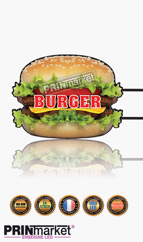 Burger Led