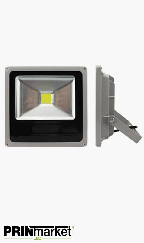 Projecteur LED extra-plat 20 watts (équiv. 100w) - Étanche IP66