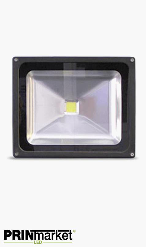 Projecteur LED 60 watts (équiv. 300w) - Étanche IP65