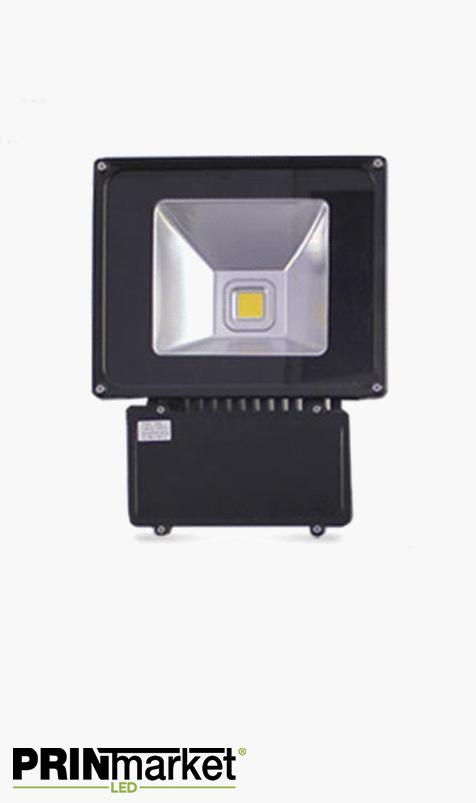 Projecteur LED 80 watts (équiv. 400w) - Étanche IP65