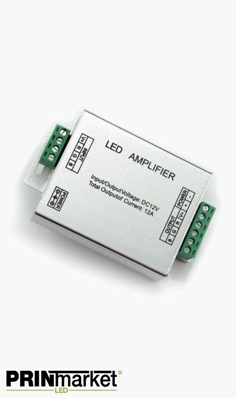 Amplificateur de Signal radio de contrôleur RGB pour Ruban LED multicolore