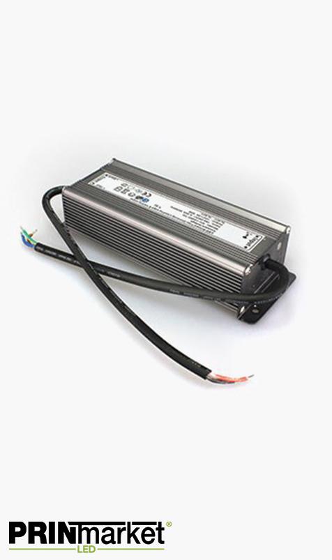 Transformateur LED 12V - 60 watts - Dimmable - Étanche IP66