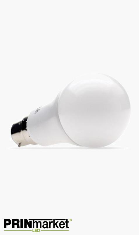 Ampoule LED B22 - 9 watts (équiv. 60w) - Forme standard