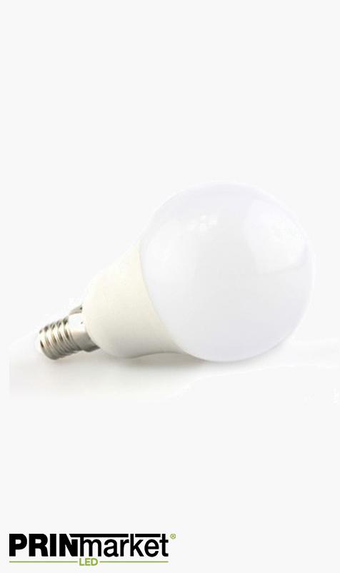 Ampoule LED E14 - 8 watts (équiv. 60w) - Forme standard