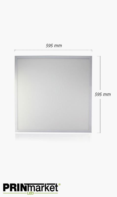 Panneau lumineux LED 40 watts - 600 x 600 mm