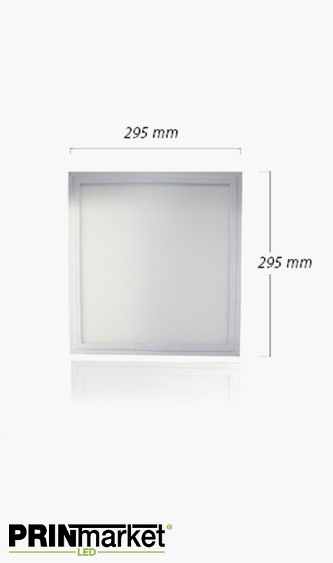 Panneau lumineux LED 20 watts - 300 x 300 mm