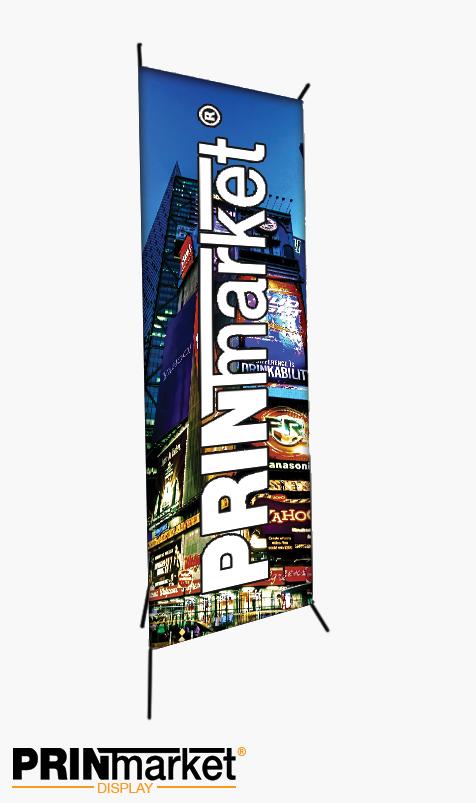 X banner standard 60cm X 160 cm