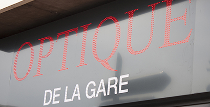 Optique De La Gare