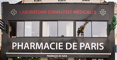 Pharmacie De Paris